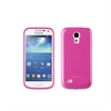 Funda Minigel Rosa Samsung Galaxy S4 Mini Muvit