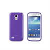 Funda Minigel Lila Samsung Galaxy S4 Mini Muvit