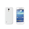 Funda Minigel Blanca Samsung Galaxy S4 Mini Muvit