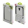 Funda Slim Blanca con protector de pantalla Samsung Galaxy S4 Muvit
