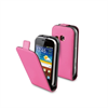 Funda Slim Rosa Samsung S6500 Galaxy Mini 2 Muvit