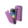 Funda Slim Lila Samsung S6500 Galaxy Mini 2 Muvit