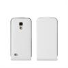 Funda Slim Blanca + Protector Pantalla Samsung Galaxy S4 Mini Muvit
