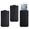 "Myway Funda Pocket XL Negra Pull-up (142x72.5x8.6mm)(hasta 5"") myway"