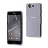 No Existe Funda minigel transparente Sony Xperia Z3 Compact Made for Xperia