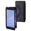 No Existe Funda folio negra con ventana táctil Sony Xperia Z3 Made for Xperia