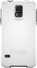 Otterbox Funda Trasera de Alta Protección Symmetry Blanca Samsung Galaxy S5 OtterBox