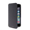 Funda Piel Wallet Gris + Tarjetero Apple iPhone 5/5S/SE Puro Business