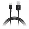 Cable USB- Apple Lightning MFINegro Puro