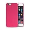 Carcasa Soft Touch Rosa Apple iPhone 6 Plus Puro
