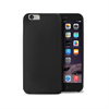 Carcasa Soft Touch Negra Apple iPhone 6 Puro