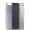 """Carcasa Ultraslim Nude 0,3"""" Ultra Transparente Negra Apple iPhone 6/6S Puro"""