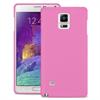 """Carcasa Ultraslim 0,3"""" Rosa Samsung Galaxy Note 4 (Protector de pantalla incluido) Puro"""