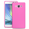 "Funda TPU Ultraslim 0.3"" Rosa Samsung Galaxy A5 (Protector  Pantalla Incluido) Puro"