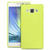 "Funda TPU Ultraslim 0.3"" Verde Samsung Galaxy A5 (Protector  Pantalla Incluido) Puro"