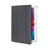 "Funda Zeta Slim Ice Gris Trasera Semi- Transparente Samsung Galaxy Tab 4 10.1"" Puro"