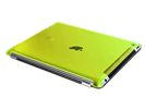 Carcasa Fluo Crystal Verde Apple iPad 2/ New iPad Puro