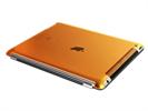 Carcasa Fluo Crystal Naranja Apple iPad 2/ New iPad Puro