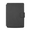 """Funda Universal Tablet Booklet 10.1"""" Tacto Seda Gris Puro"""