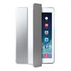 Puro Funda Zeta Slim Plata Apple iPad 6 Carcasa Trasera Transparente + Cierre Magnético + Función Soporte