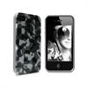Funda Army Negra Apple iPhone 4/4S Minigel Puro