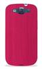 Carcasa Metal Rosa Samsung I9300 Galaxy S3 Puro