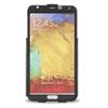 Puro Funda Flipper Pantalla Frontal Táctil Transparente Negra Samsung Galaxy Note 3