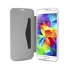 Puro Funda Booklet Blanca Samsung Galaxy S5 (Sustituye tapa trasera)