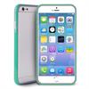 "Funda Bumper Turquesa Apple iPhone 6 4,7"" + Protector Pantalla Puro"
