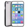 "Funda Bumper Negra Apple iPhone 6 4,7"" + Protector Pantalla  Puro"