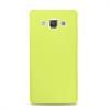 Funda TPU Ultraslim Verde Lima Samsung Galaxy A3 + Protector de Pantalla Puro