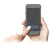 Funda Booklet Sense Táctil Transparente Apple iPhone 6 Puro