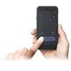 Funda Booklet Sense Táctil Negra Apple iPhone 6 Plus Puro