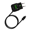 Mini Transformador Rápido Micro USB 2,4A Fast Charger Puro