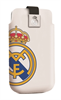 Funda Universal Blanca L Logo Color Real Madrid