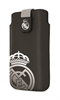 Funda Universal Negra Plata XL Real Madrid