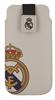Funda Universal Blanca XL Escudo Color Real Madrid