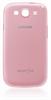 Funda protective cover Galaxy S3 rosa transp Samsung