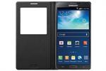 Funda S View Cover Negra Samsung Galaxy Core 2 Samsung