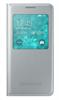 Funda S View Cover Plata Samsung Galaxy Alpha Samsung