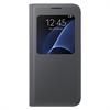 Funda S View Cover Negra Samsung Galaxy S7 Samsung