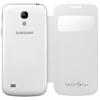 Funda S-View cover blanca Samsung Galaxy S4 Mini