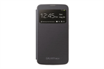 Funda S-View cover negra Samsung Galaxy Mega 6.3