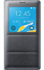 Funda S View Charcoal Negra Samsung Galaxy Note 4 Samsung