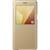 Funda SView Función Soporte Oro Sasmung Galaxy Note 7 Samsung