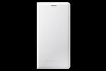 Funda Flip Cover Blanco Metálico Samsung Galaxy S5 Mini Samsung