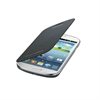 Funda flip cover gris Samsung Galaxy Express