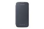 Funda flip cover negra Samsung Galaxy S4