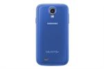 Funda protective cover azul claro Samsung Galaxy S4