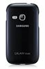 Funda protective cover azul Samsung Galaxy Young
